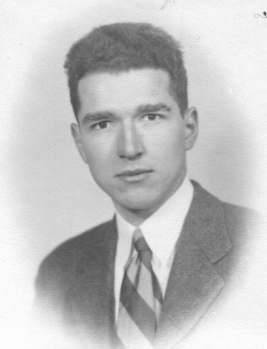 John Munger, 1948